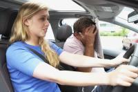 Экзамены на право вождения