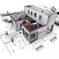 Проектирование жилых и рабочих помещений